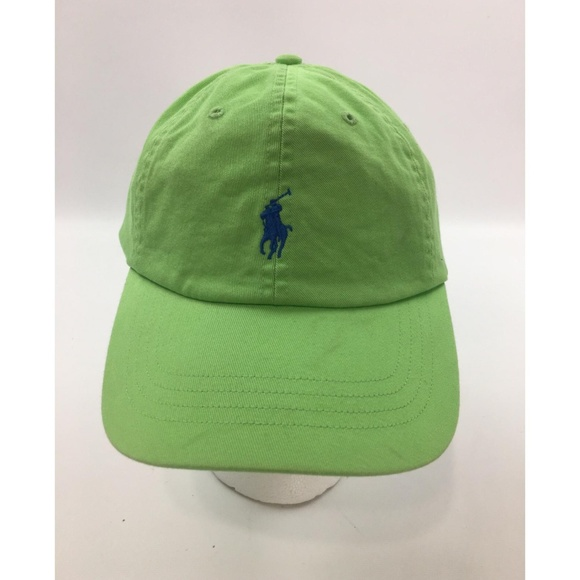 ead2b19aa0550 NWT Polo By Ralph Lauren Pony Preppy Hat cap